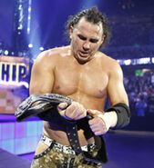 1st reign as ecw champion matt hardy