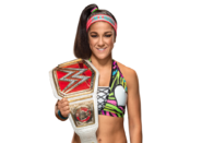 Bayley WWE Raw Women's Champion 2017
