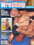 Sports Review Wrestling - June 1980