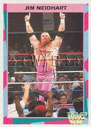 1995 WWF Wrestling Trading Cards (Merlin) Jim Neidhart 54