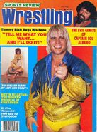 Sports Review Wrestling - July 1981