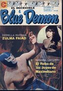 El Increìble Blue Demon 4