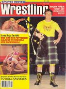 Sports Review Wrestling - June 1983