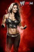 WWE2k14 Kaitlyn