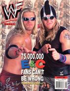 August 2001 - Vol. 20, No. 8