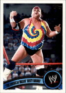 2011 WWE (Topps) Dusty Rhodes (No.89)