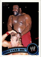 2011 WWE (Topps) Junkyard Dog 109
