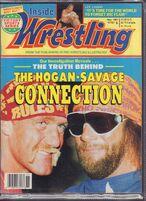 Inside Wrestling - November 1991