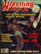 Wrestling Revue - February 1978