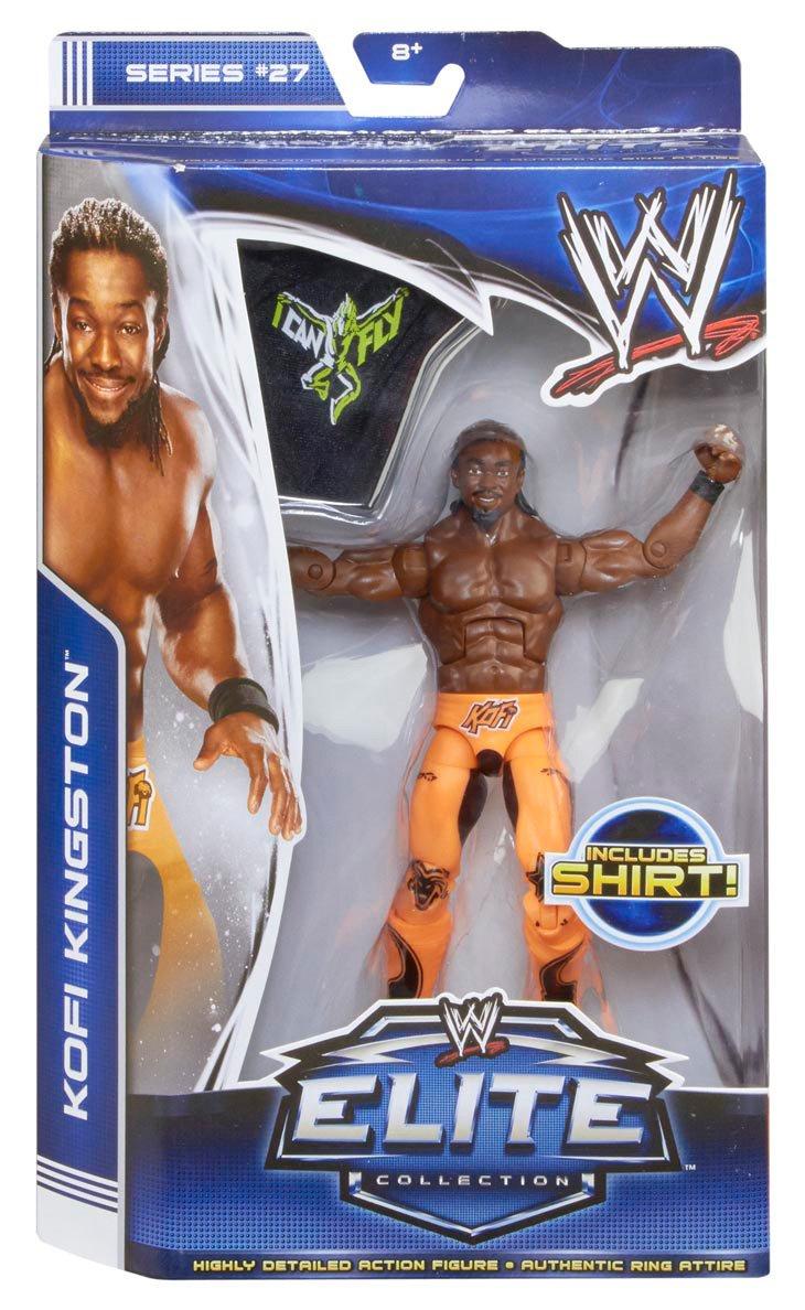 Kofi Kingston (WWE Elite 27)
