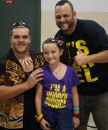 NXT House Show 7-10-15 12