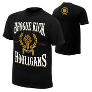 Sheamus brouge kick hooligans shirt