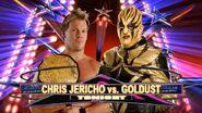 Chris Jericho vs. Goldust