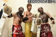 Ddt-6man-Brahman-Brothers-Gorgeous-Matsuno