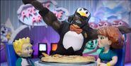 Perky the Penguin 4