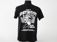 Alex Shelley 'Made In Detroit' T-Shirt