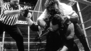 Mankind vs The Undertaker Hell in a Cell Match King of the Ring 1998 30