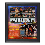 Team PCB SummerSlam 2015 10.5 x 13 Photo Collage Plaque