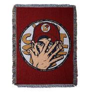 John Cena U Can't C Me Tapestry Throw Blanket
