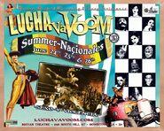 Lucha VaVoom Poster 18