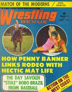 Wrestling Revue - January 1974