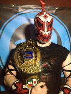 Hallowicked Chikara Grand Championship