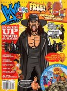WWE Kids Magazine Summer 2010