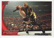 2010 WWE (Topps) Goldust 31