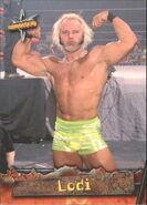 1999 WCW Embossed (Topps) Lodi 40