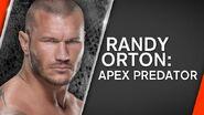 Randy Orton Apex Predator