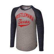WrestleMania 32 Raglan T-Shirt