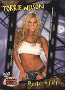 2002 WWE Absolute Divas (Fleer) Torrie Wilson 87
