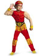 Child Hulk Hogan Costume