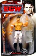 ECW Wrestling Action Figure Series 5 Evan Bourne