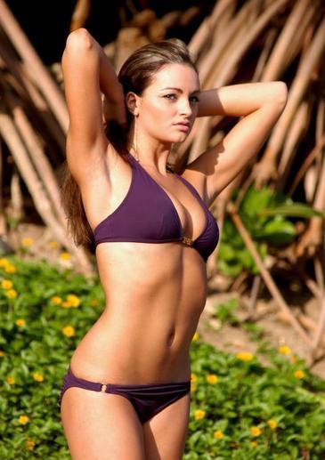 Speaking the Wwe maria kanellis bikini tell