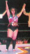 Bull Nakano CMLL World Womens