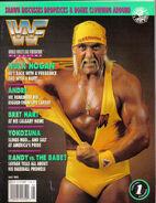 WWF May 1993 Hulk Hogan