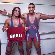 Jason Jordan and Chad Gable (1)