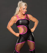 Dana Brooke Golden Blonde 3