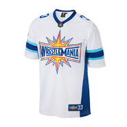 WrestleMania 33 Youth Football Jersey