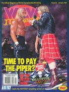 WCW Magazine - January 1997