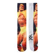 Hulk Hogan Crew Socks