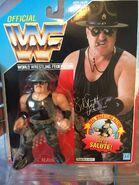 WWF Hasbro 1992 Sgt Slaughter