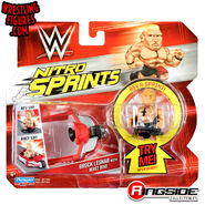 Brock Lesnar - WWE Nitro Sprints