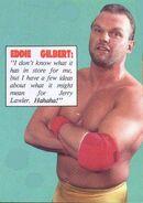 Eddie Gilbert 13