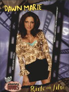 2002 WWE Absolute Divas (Fleer) Dawn Marie 95