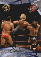 2004 WWE Divas 2005 (Fleer) Edge 79
