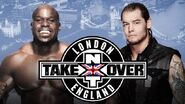 Takeover 8 Apollo Crews v Baron Corbin