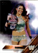 2016 WWE (Topps) Eve Torres 63