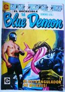El Increìble Blue Demon 16